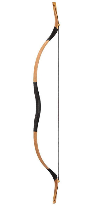 Types of bow longbow Longbowmaker Pigskin Handmade Traditional Longbow