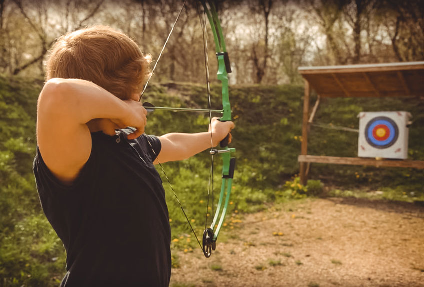 genesis youth compound bow review