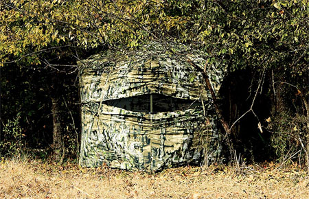 best hunting ground blind