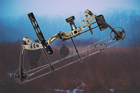SAS Scorpii 55 Lbs Compound Bow