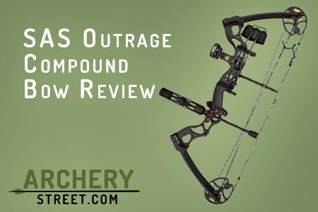 sas outrage compound bow review