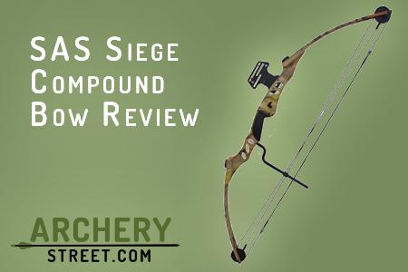 sas siege compound bow review