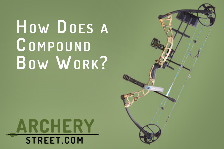 how does a compound bow work