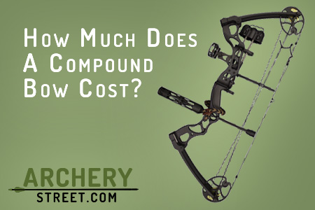 how much does a compound bow cost